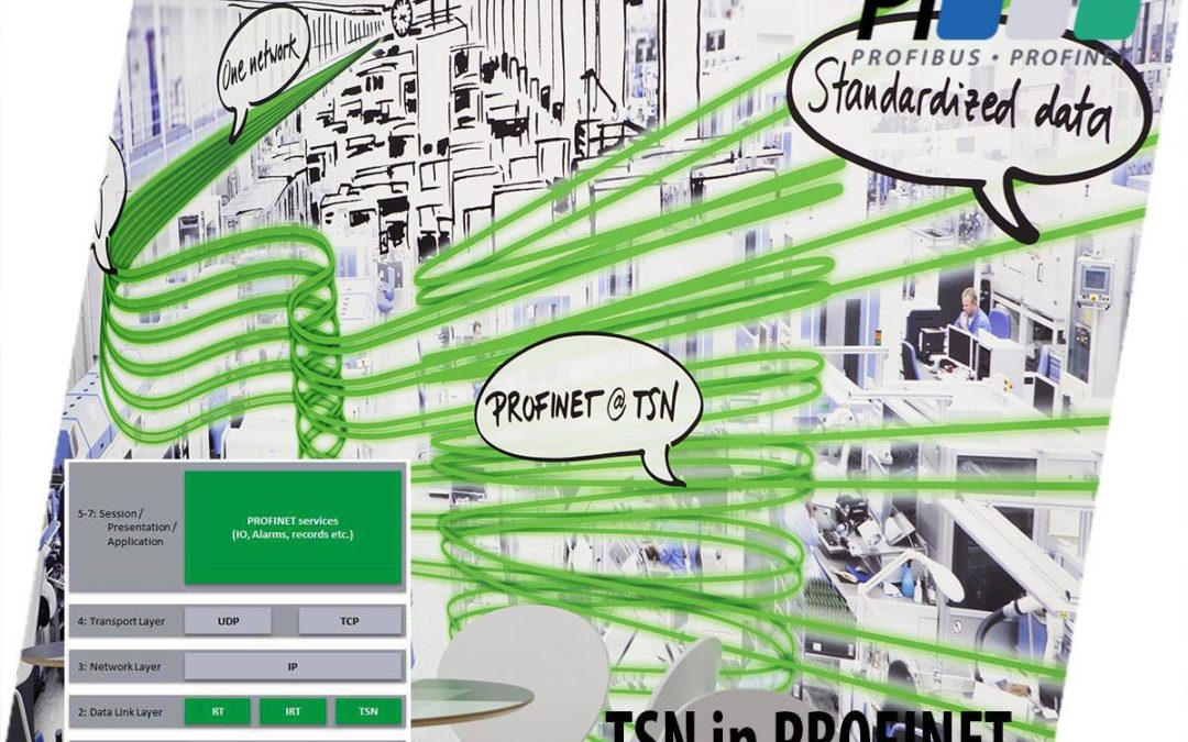 PI PROFIBUS AND PROFINET integruje Industry 4.0